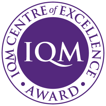 We have achieved IQM Centre of Excellence Status!