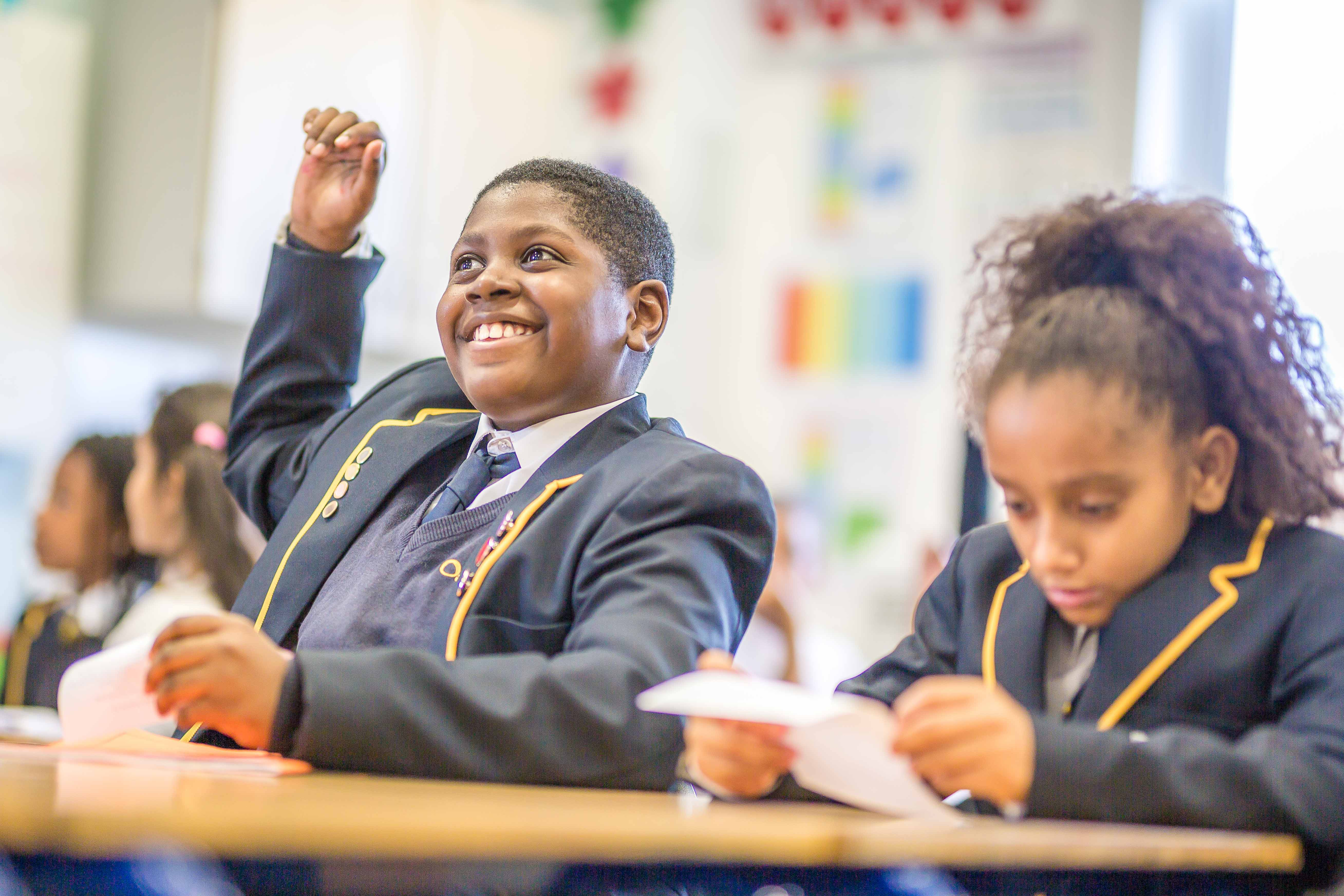 Accelerating progress - Oasis Academy Ryelands achieves National Quality Mark for English & Maths
